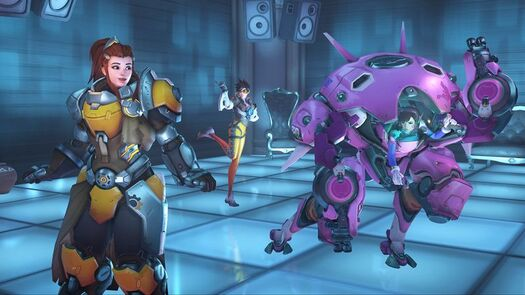 """Online shooter 'Overwatch' to get new """"endorsement"""" system encouraging players to be less toxic"""