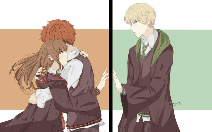 Dramione or Romione?