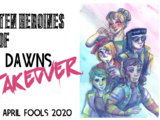 The Forgotten Heroines of 10,000 Dawns (series)