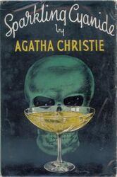 Sparkling Cyanide First Edition Cover 1945.jpg