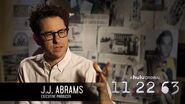 Stephen King, J.J. Abrams & James Franco Go Behind the Scenes of 11.22.63 • 11.22