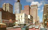 Fort Worth 1950s
