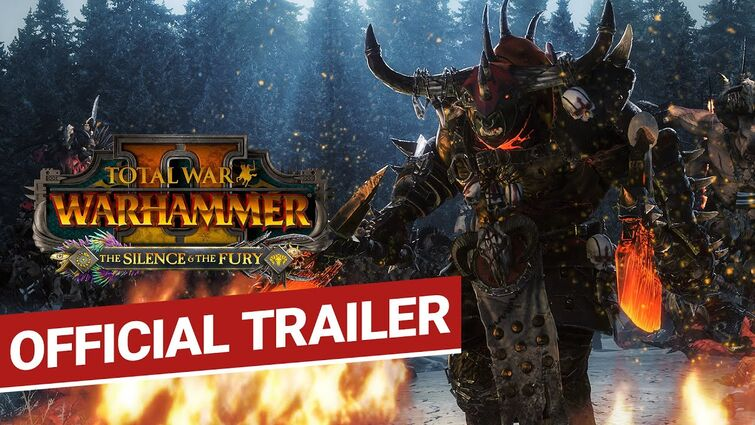 The Silence And The Fury Announce Trailer   Total War: WARHAMMER II