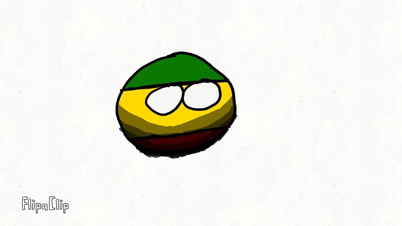 Italo-Ethiopian war countryball