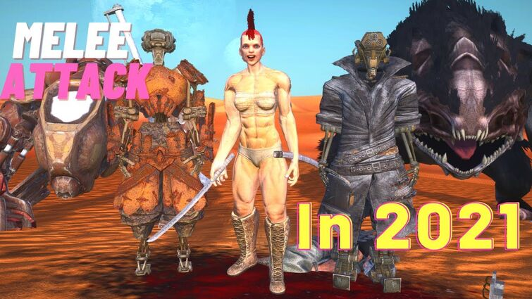Kenshi Melee Attack Training in 2021, 80lvl in 2 min, can continue to 100, Kenshi combat trainig.