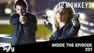 12 MONKEYS SUR SYFY - INSIDE THE EPISODE 201