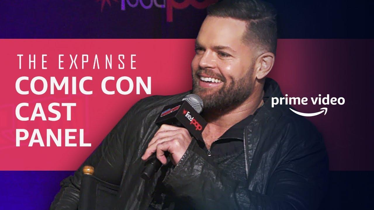 The Expanse Cast Panel | New York Comic Con 2019 | Prime Video