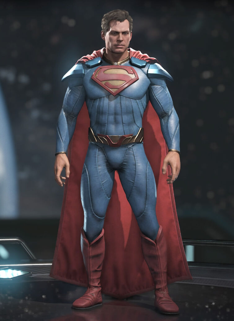 Does Superman age?