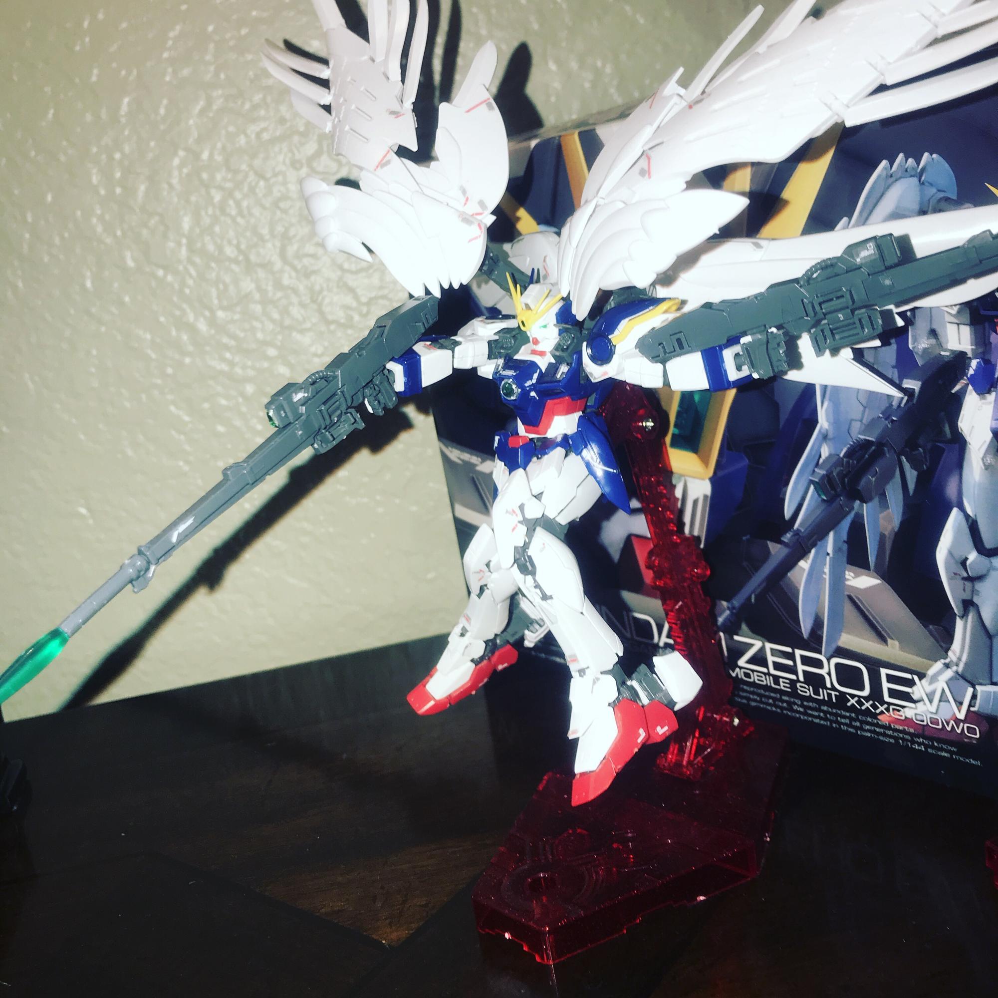 GUNPLA Wing Gundam