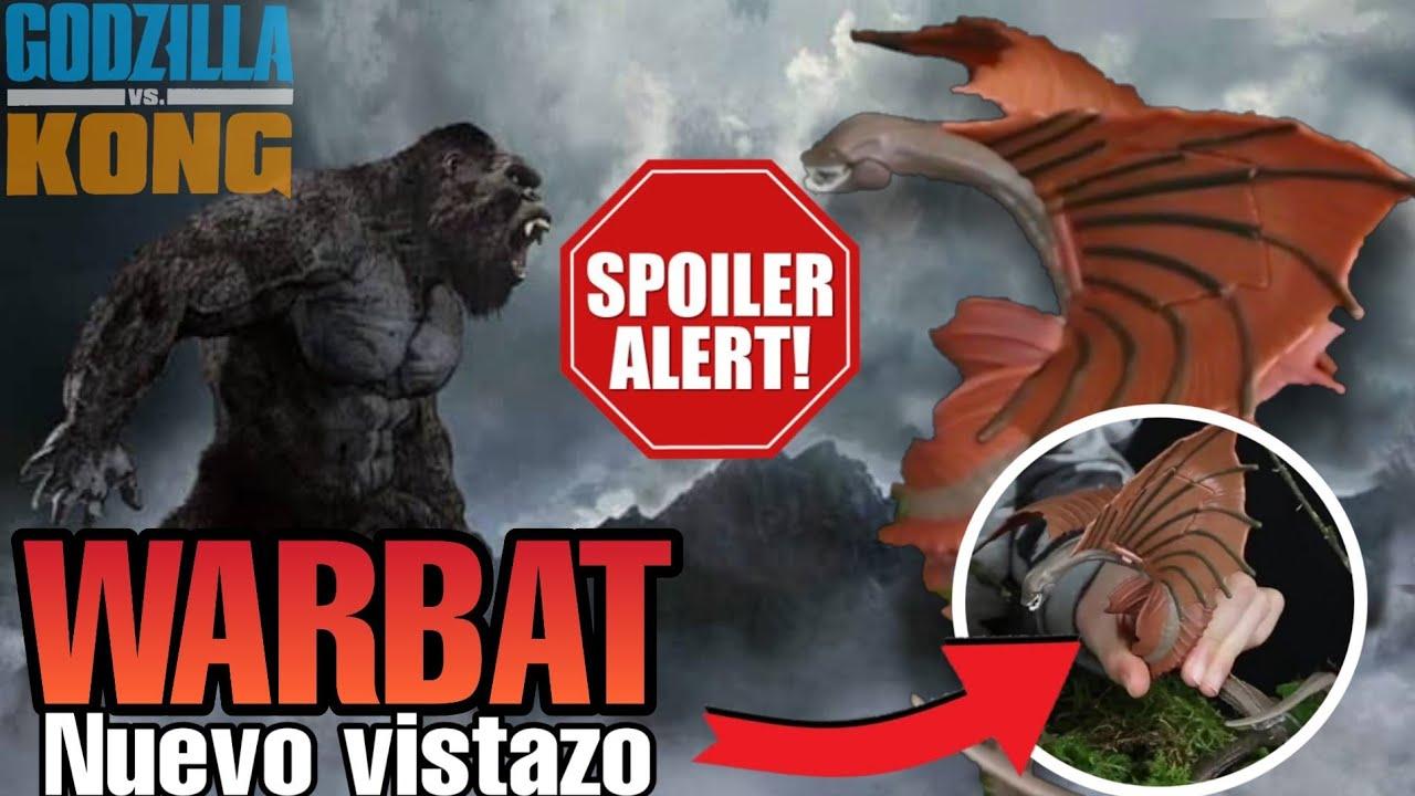 Analizando: Nuevos Detalles Warbat/Nozuki | Godzilla vs. Kong