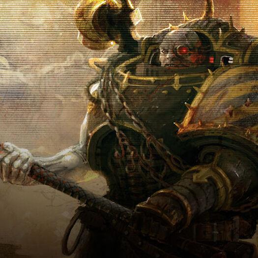 Heretic Astartes Focus: Iron Warriors - Warhammer Community
