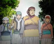 Takki and the gang