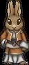 Hanjyuu sprite rabbit
