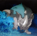 Wild rhino youma