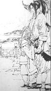 Shinchosha edition artwork Vast Sea 6