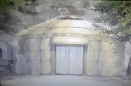Hut with Aozaru