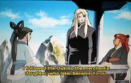 Keiki speaking of Jokaku