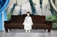 Taiki sitting