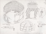 Performance tent