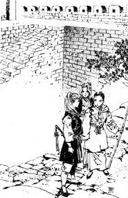 Meeting of three