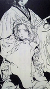 Shinchosha edition artwork Vast Sea 4