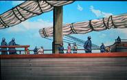 Ship boarding for En