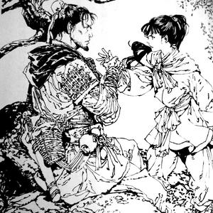 Tonan - gankyuu and shushou argue.png