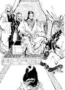 King En asking Taiki to bow