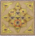 Twelve Kingdoms Map