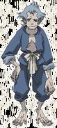 Aozaru sword spirit