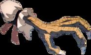 Hakuchi foot