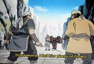 Kouya to the rescue