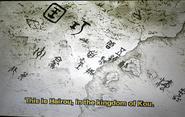 Map of Hairou