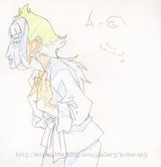 Aozaru mask 2
