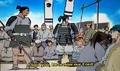 Komatsu leading his clan