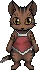 Game sprite cat
