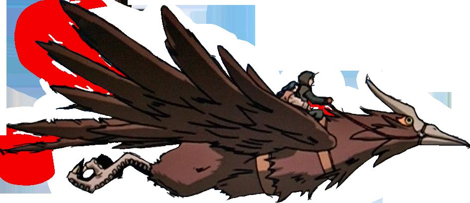 Youjyuu brown bird .png