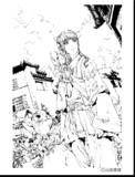 Youko and Rakushun traveling