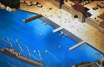 Agan Port in Kou