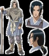 Kenrou Shinkun - Kouya