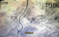 Map of Goryou Kou