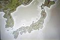 Wa Japan map