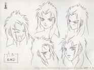 Enki faces