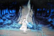 Sword taunting youko