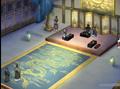 Hou throne room