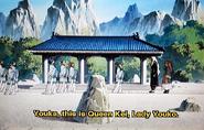 Nyosen greeting Youko