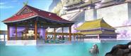 Youshun water pavilion