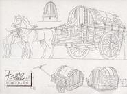 Travelers carriage