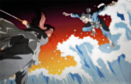 Youko versus Aozaru