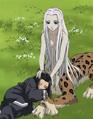 Taiki sleeping by Sanshi